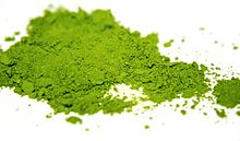 matcha instant tea powder