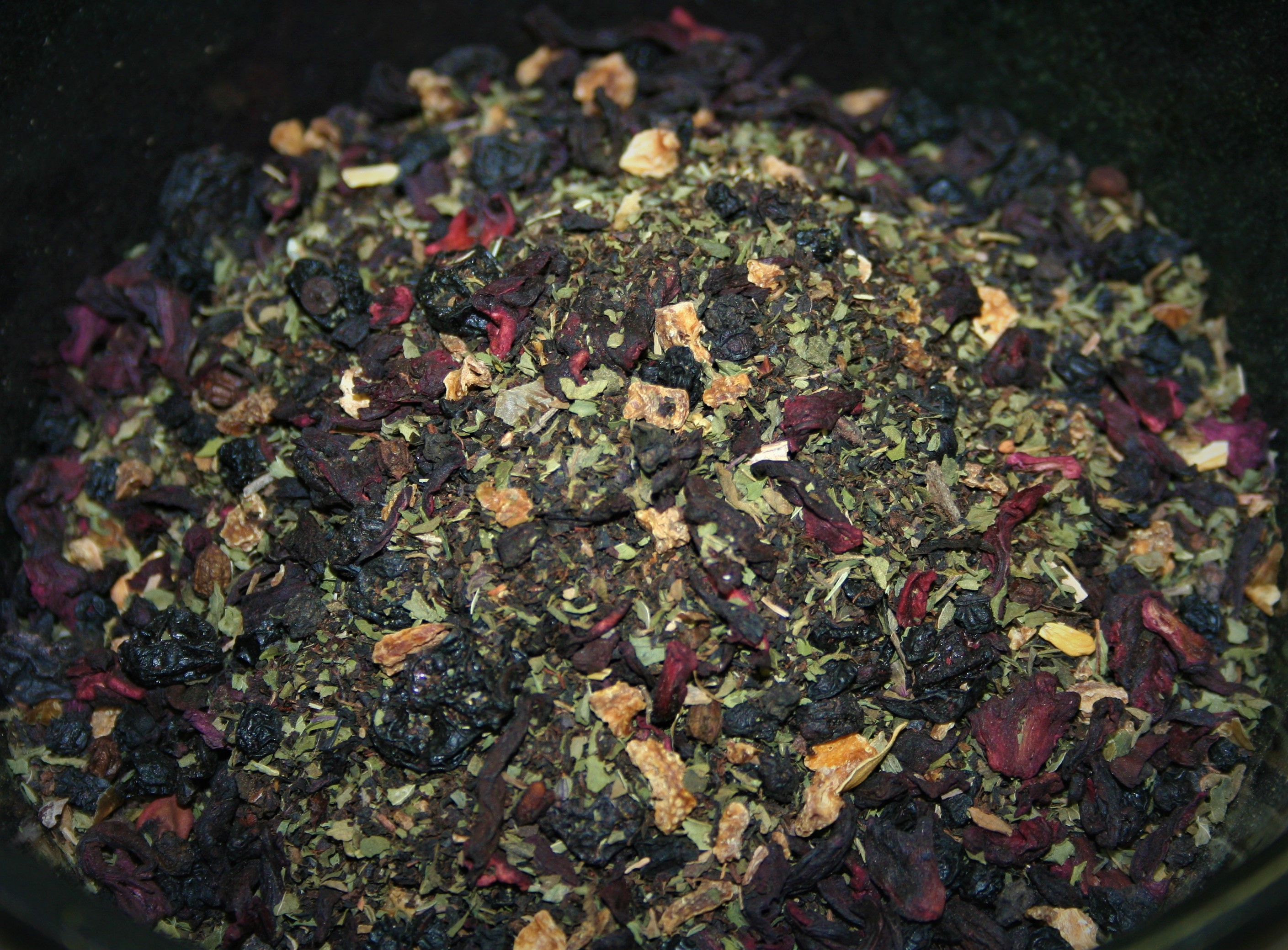 Berry Mint Black Tea