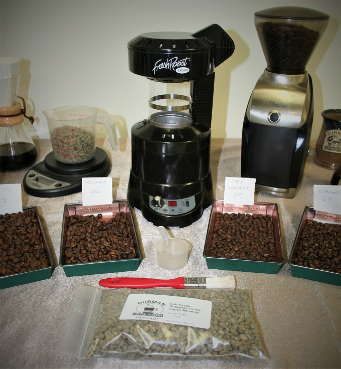 Home Coffee Roasting Tips & Reviews