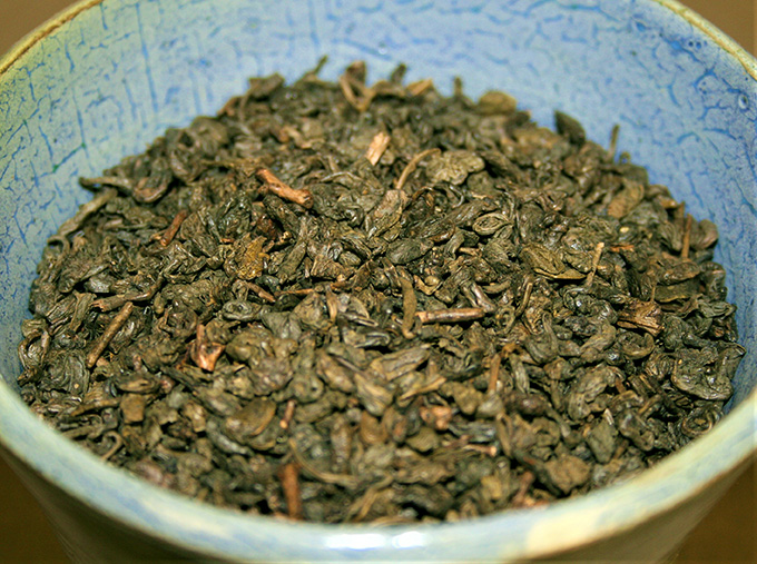 Temple of Heaven Pinhead Gunpowder Green Tea